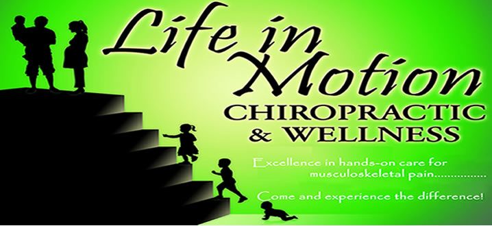 Life In Motion Chiropractic Wellness Back Doctor Near Me